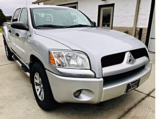 2007 Mitsubishi Raider LS CREW CAB Imports and More Inc  in Lenoir City, TN