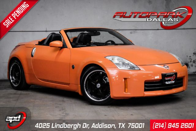 2007 Nissan 350Z Touring RARE COLOR