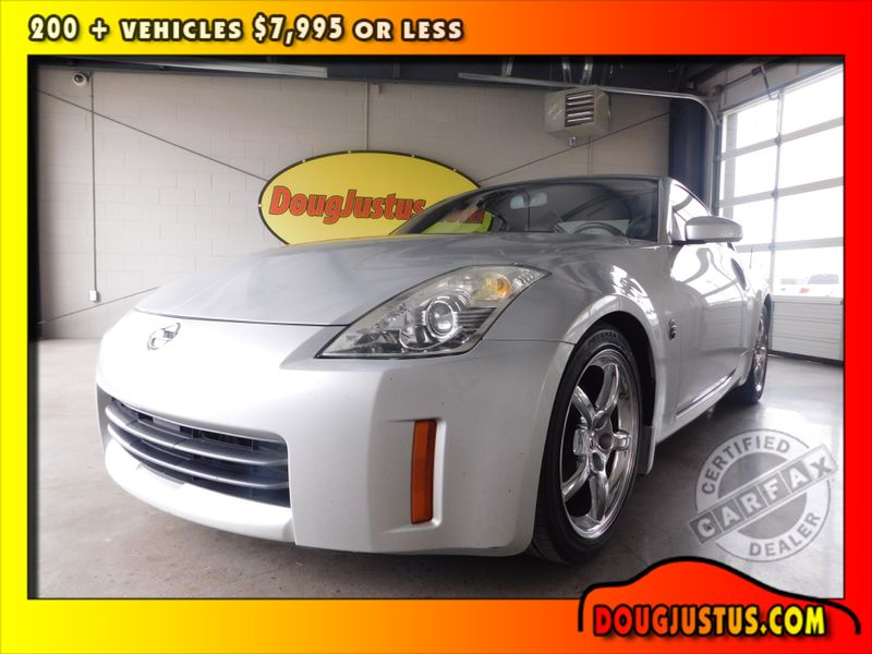 2007 Nissan 350Z Touring  city TN  Doug Justus Auto Center Inc  in Airport Motor Mile ( Metro Knoxville ), TN