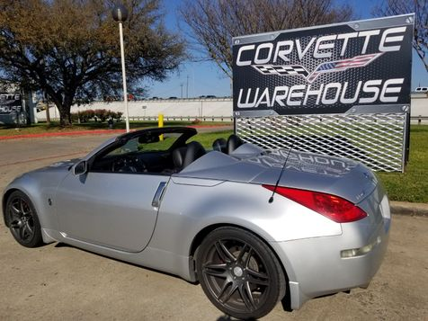 2007 Nissan 350Z Enthusiast Conv. 6-Speed, CD Player, Alloys 130k! | Dallas, Texas | Corvette Warehouse  in Dallas, Texas