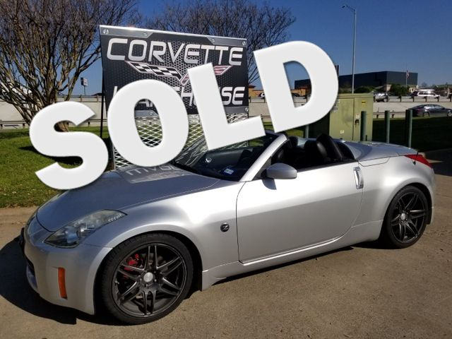 2007 Nissan 350Z Enthusiast Conv. 6-Speed, CD Player, Alloys 130k! | Dallas, Texas | Corvette Warehouse  in Dallas Texas