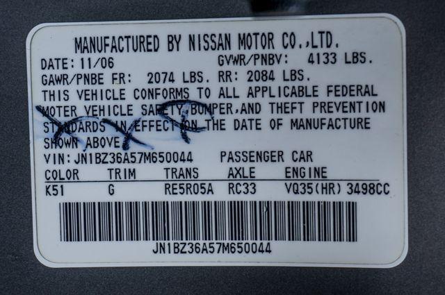 2007 Nissan 350Z Touring Reseda, CA 36