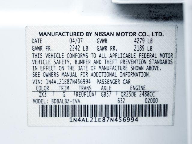 2007 Nissan Altima 2.5 S Burbank, CA 23