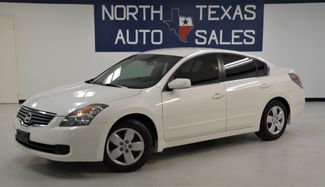 2007 Nissan Altima S ONE OWNER in Dallas, TX 75247