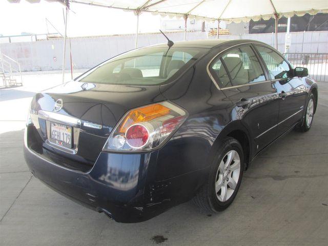 2007 Nissan Altima 2.5 Hybrid Gardena, California 2