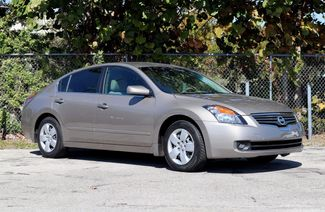 2007 Nissan Altima 2.5 S Hollywood, Florida