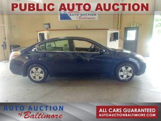2007 Nissan Altima 2.5 S | JOPPA, MD | Auto Auction of Baltimore  in Joppa MD