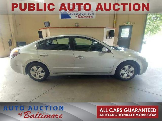 2007 Nissan Altima 2.5 S | JOPPA, MD | Auto Auction of Baltimore  in Joppa MD