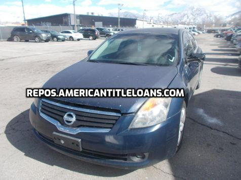 2007 Nissan Altima 2.5 S in Salt Lake City, UT