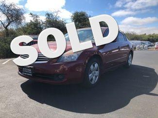 2007 Nissan Altima 2.5 S | San Luis Obispo, CA | Auto Park Sales & Service in San Luis Obispo CA