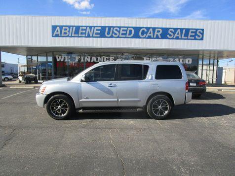 2007 Nissan Armada SE in Abilene, TX