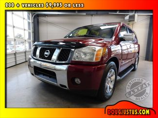 2007 Nissan Armada LE in Airport Motor Mile ( Metro Knoxville ), TN 37777