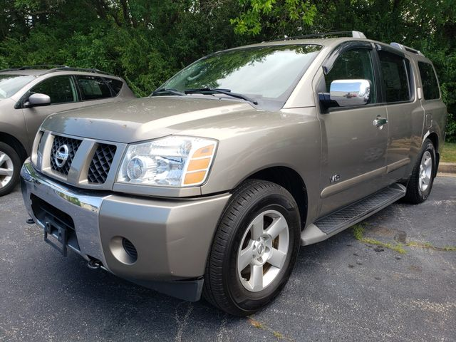 2007 Nissan Armada SE | Champaign, Illinois | The Auto Mall of Champaign in Champaign Illinois