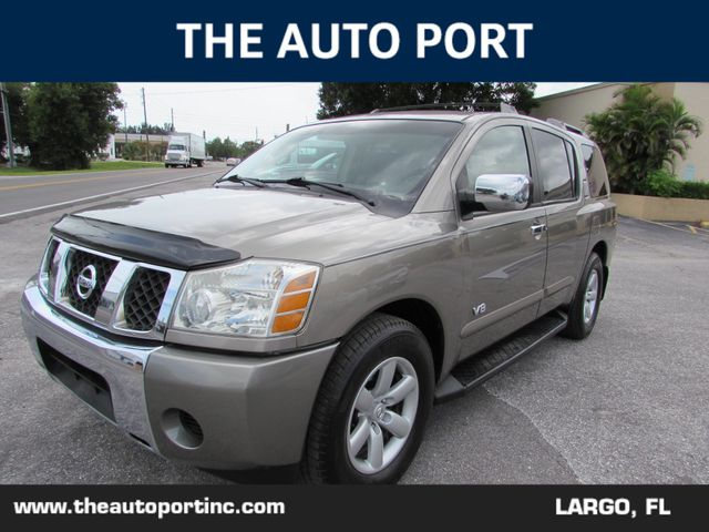 2007 Nissan Armada SE in Clearwater Florida, 33773