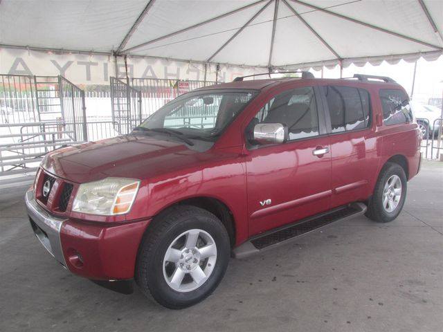 2007 Nissan Armada SE Gardena, California