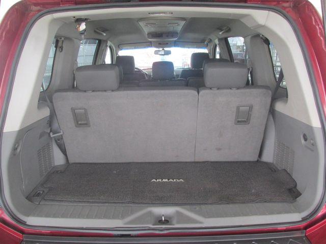 2007 Nissan Armada SE Gardena, California 11