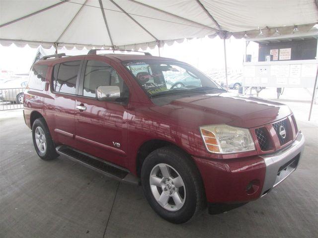 2007 Nissan Armada SE Gardena, California 3