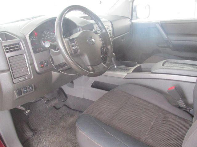 2007 Nissan Armada SE Gardena, California 4