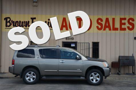2007 Nissan Armada SE | Houston, TX | Brown Family Auto Sales in Houston, TX
