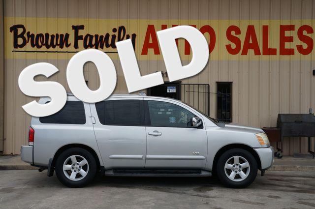 2007 Nissan Armada SE | Houston, TX | Brown Family Auto Sales in Houston TX