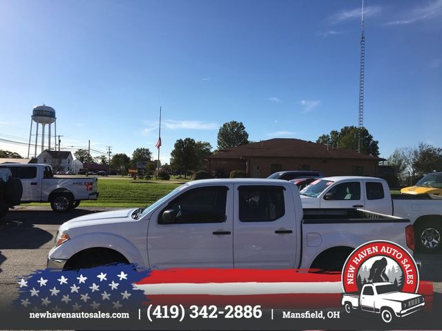 2007 Nissan Frontier 4x4 SE OFF ROAD PACKAGE