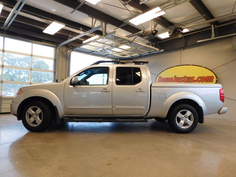 2007 Nissan Frontier LE  city TN  Doug Justus Auto Center Inc  in Airport Motor Mile ( Metro Knoxville ), TN