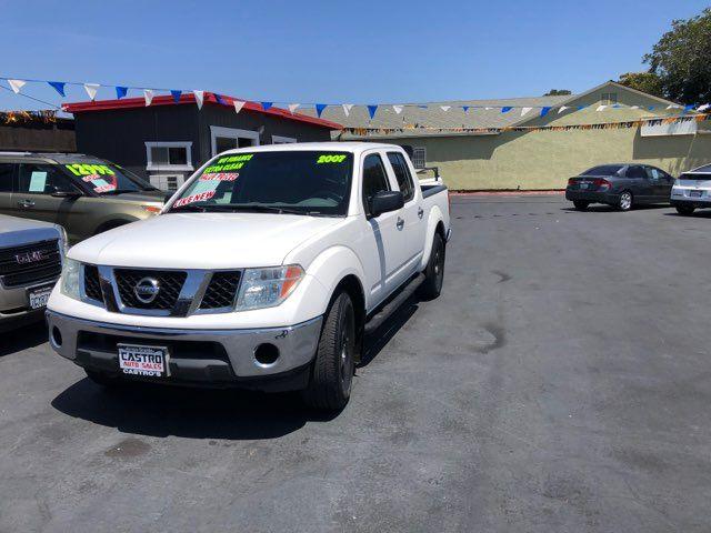2007 Nissan Frontier SE in Arroyo Grande, CA 93420