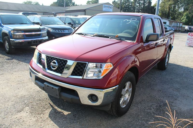 2007 Nissan Frontier SE  city MD  South County Public Auto Auction  in Harwood, MD