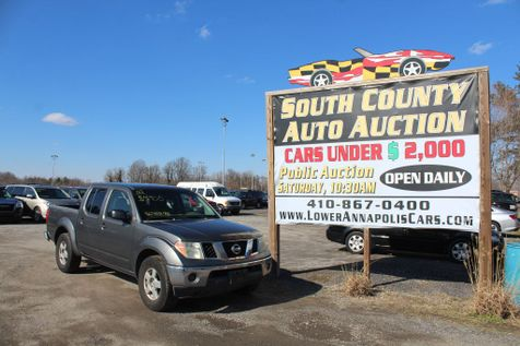 2007 Nissan Frontier SE in Harwood, MD