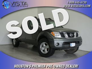 2007 Nissan Frontier LE  city Texas  Vista Cars and Trucks  in Houston, Texas