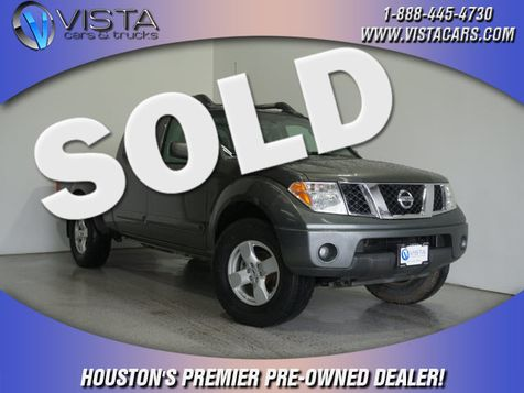 2007 Nissan Frontier LE in Houston, Texas