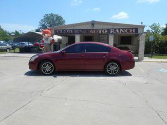 2007 Nissan Maxima 3.5 SE Cleburne, Texas 4