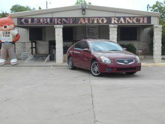 2007 Nissan Maxima 3.5 SE in Cleburne, TX 76033