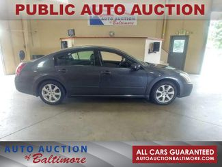 2007 Nissan Maxima 3.5 SL | JOPPA, MD | Auto Auction of Baltimore  in Joppa MD
