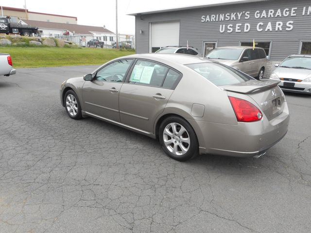 2007 Nissan Maxima 3.5 SL New Windsor, New York 2