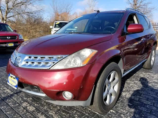 2007 Nissan Murano SE | Champaign, Illinois | The Auto Mall of Champaign in Champaign Illinois