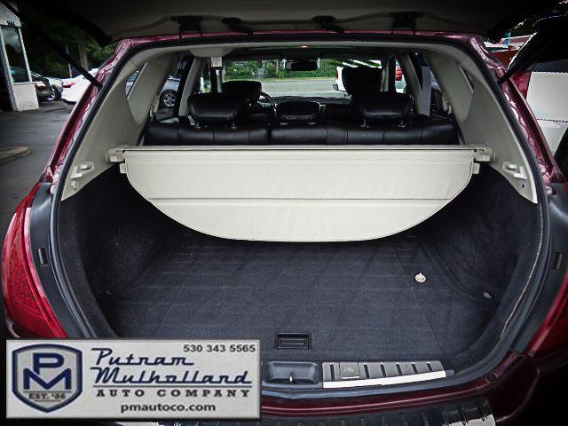 2007 Nissan Murano SL Chico, CA 10