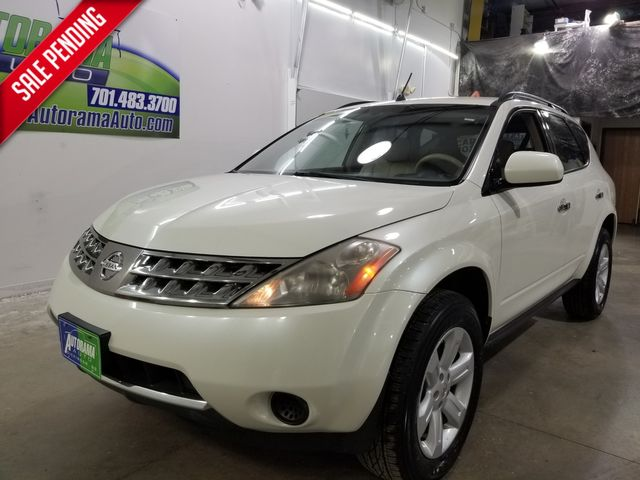 2007 Nissan Murano S AWD All Wheel Drive in Dickinson, ND 58601