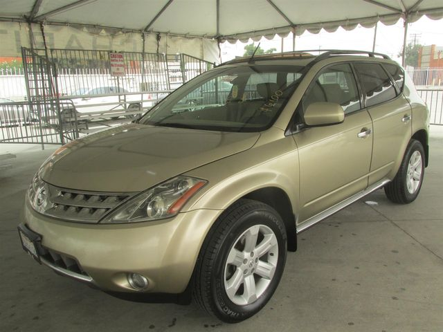 2007 Nissan Murano SL Gardena, California