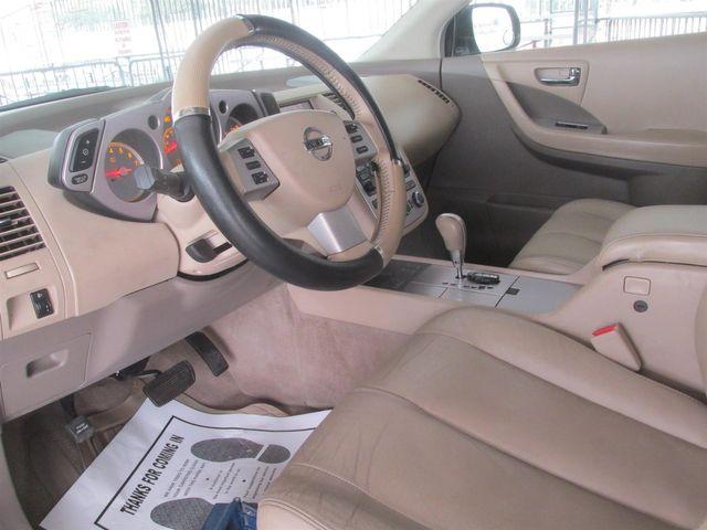 2007 Nissan Murano SL Gardena, California 4