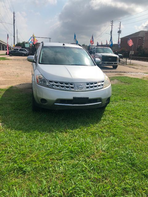 2007 Nissan Murano S Houston, Texas 2