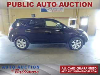 2007 Nissan Murano S | JOPPA, MD | Auto Auction of Baltimore  in Joppa MD