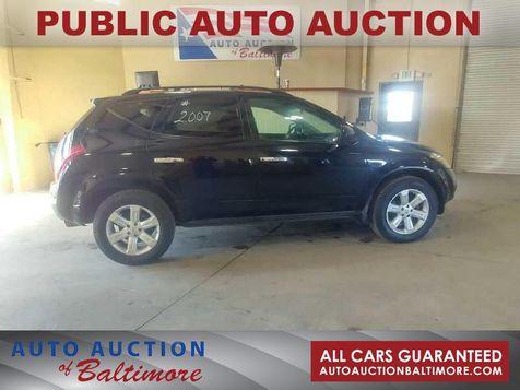 2007 Nissan Murano S | JOPPA, MD | Auto Auction of Baltimore  in JOPPA, MD