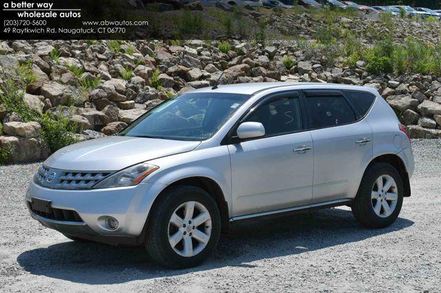 2007 Nissan Murano SL AWD Naugatuck, Connecticut
