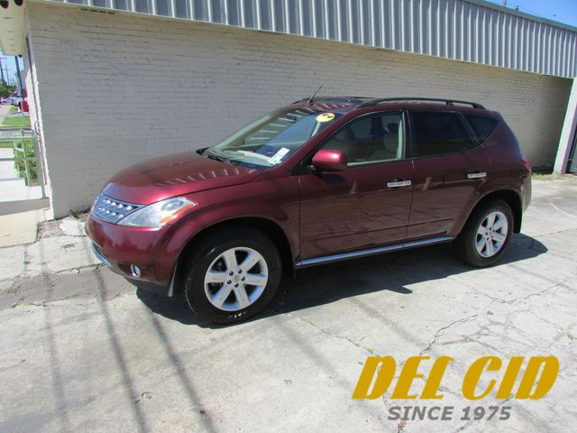 2007 Nissan Murano SL, Sunroof! Leather! Low Miles! CarFax Certified!