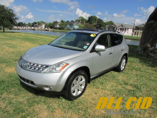 2007 Nissan Murano SL in New Orleans Louisiana, 70119