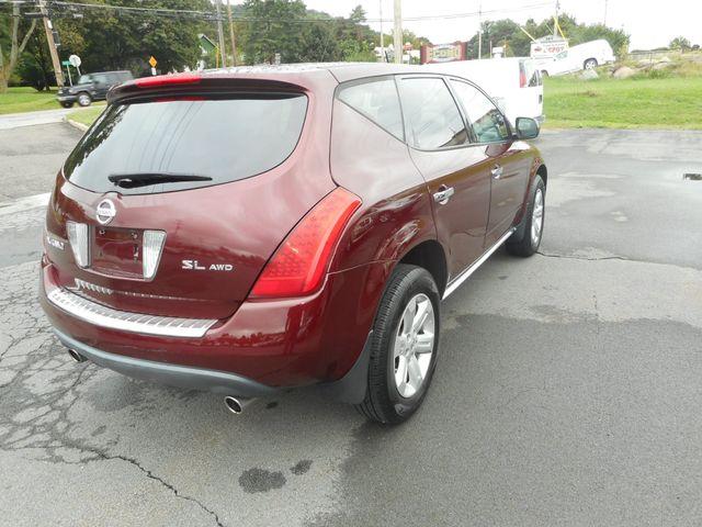 2007 Nissan Murano SL New Windsor, New York 5