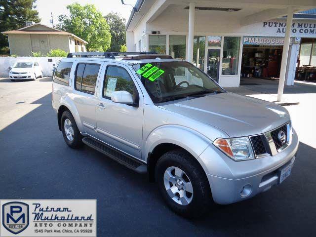 2007 Nissan Pathfinder SE in Chico, CA 95928