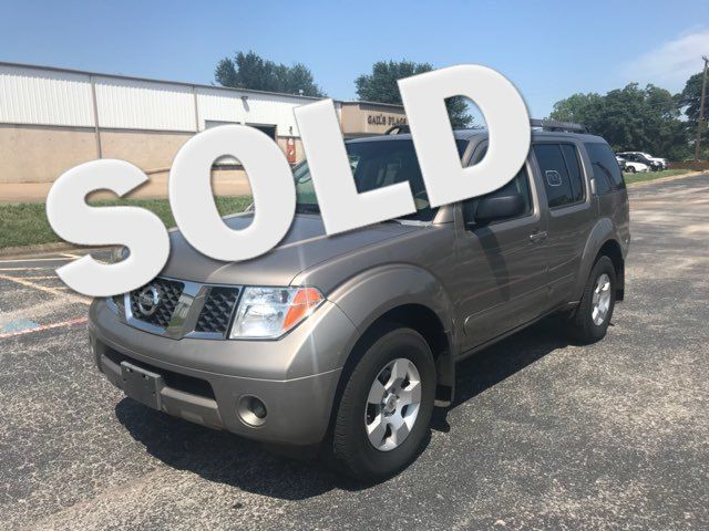 2007 Nissan Pathfinder in Ft. Worth TX