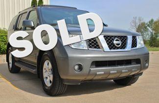 2007 Nissan Pathfinder SE in Jackson, MO 63755